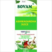 Herbal Ashwagandha Juice