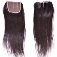 Natural Hair Lace Frontal Closer