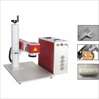 Fiber Laser Marking Machine (Export Series Portable EtchON FLE P20/30/50)