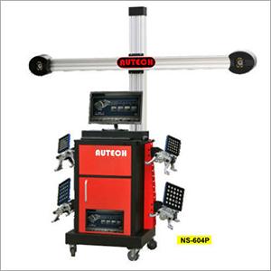 3D Wheel Aligner Machine
