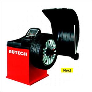 Wheel Balancer Machine (Next)