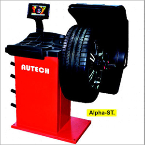 Built-in-surge Voltage Wheel Balancer Machine