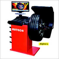 Automatic Detection Wheel Balancer Machine
