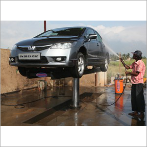 Automobile Jacks for Washing Lifts