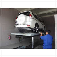 Automobile Jacks for Washing Lifts with TRP Platforms