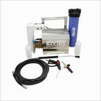 High Pressure Wall Mount Car Washer Pump with Accessories