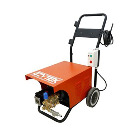 High Pressure Trolley Mount Car Washer Pump