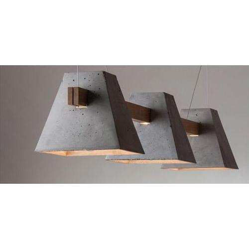 Home Decor Designer Concrete Hanging Lamp
