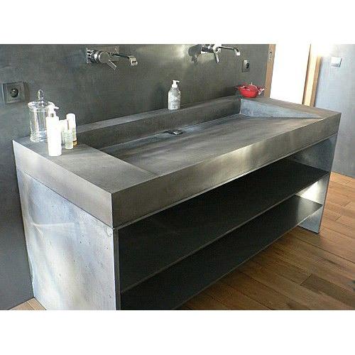 Office Concrete Wash Basin
