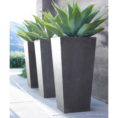 Office Concrete Designer Planter