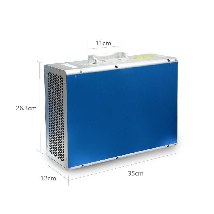 Q-Switched Smart Fiber Laser Machine