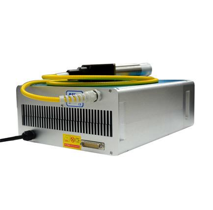Smart Fiber Laser Machine