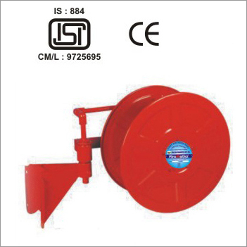 First Aid Fire Hose Reel