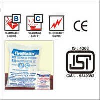 Bc Dry Chemical Powder