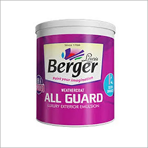 Berger All Guard Paint