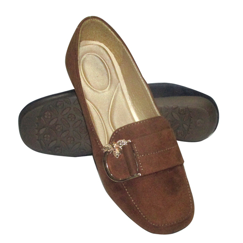 Ladies Flat Loafer