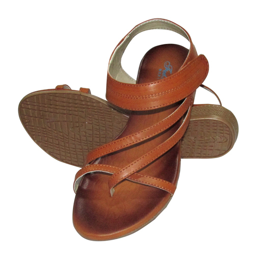 Ladies Kolhapuri Sandal