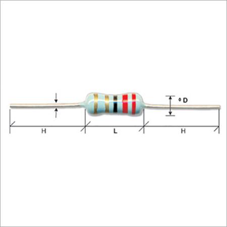 Thakor Standard Film Resistor (TSFR)