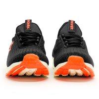 Sagma women's Black-Orange sports shoes