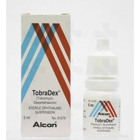 Tobramycin And Dexamethasone Drops