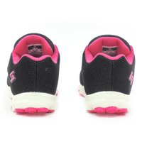 Sagma women's Black-Pink sports shoes