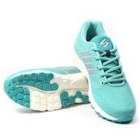 Sagma women's Sea-Green sports shoes
