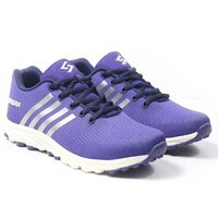 Sagma women's Purple sports shoes