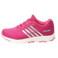 Sagma women's Pink sports shoes
