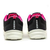 Sagma women's Grey-Pink sports shoes