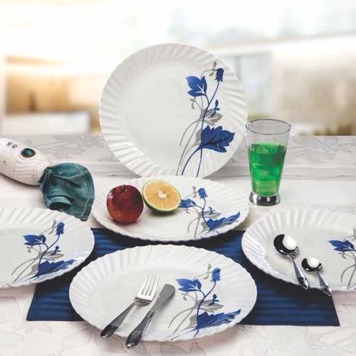 Melamine Solitare Range Dinner set
