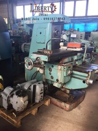 TOS FA4AU Universal Milling Machine