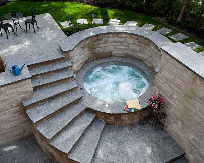 Customized Jacuzzi