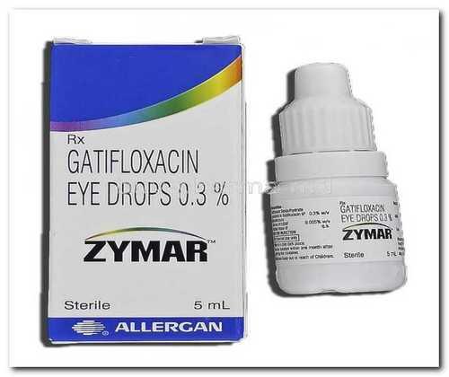 Gatifloxacin Eye Drops