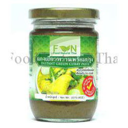 Instant Green Curry Paste