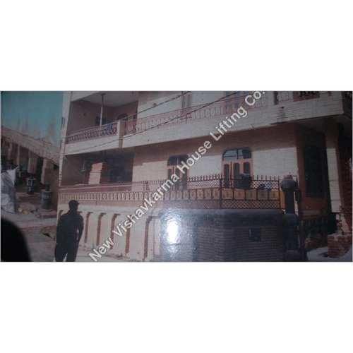 2 Floor House Lifting Services