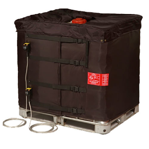 IBC Tote Flexible Heating Jacket