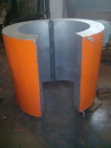 Drum Heater Metallic Enclosure