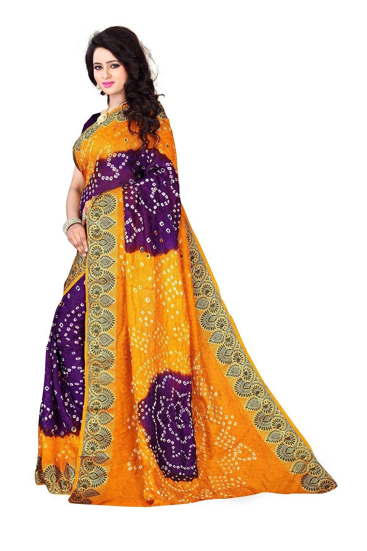Fancy Bandhani Sarees