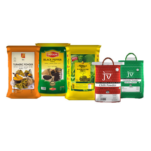 BOPP Spices Bag