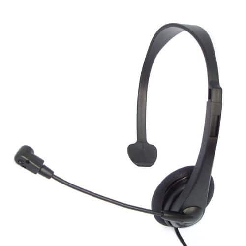 Vonia Mono USB Noise Cancellation Headset