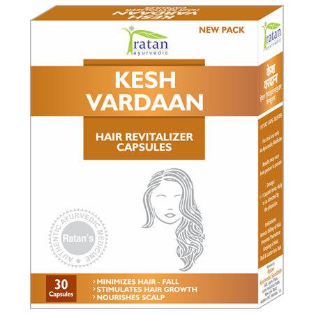 Kesh Vardaan Hair Revitalizer Capsules