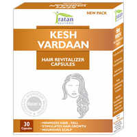 Kesh Vardaan Hair Revitalizer Capsules
