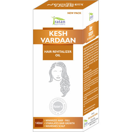 Kesh Vardaan Hair Oil