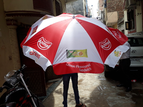 Multi Color Promotional Umbrella