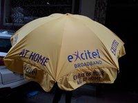 Pongee Fabric Umbrella