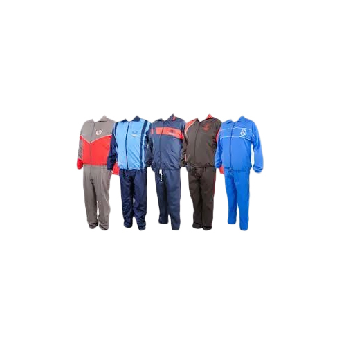 Printed School Logo Tracksuits