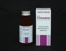 Metronidazole & Furazolidone Suspension