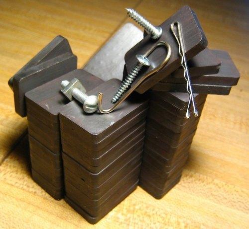 Ferrite Permanent Magnets
