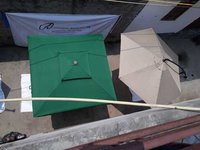 Promotional Restaurant Umbrella