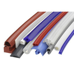 Silicone Extruded Rubber Products